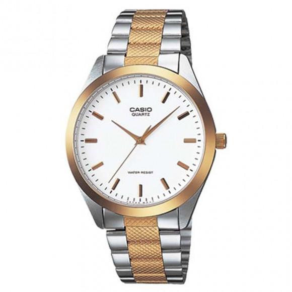 d0ab907537f Relógio Casio MTP-1274SG-7A-Resistência à água até 50 metros - Bessalle