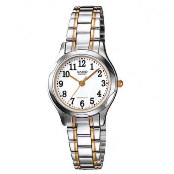 886364d5c78 Relógio Casio MTP-1275SG-7B-Resistência à água 30 metros - Bessalle