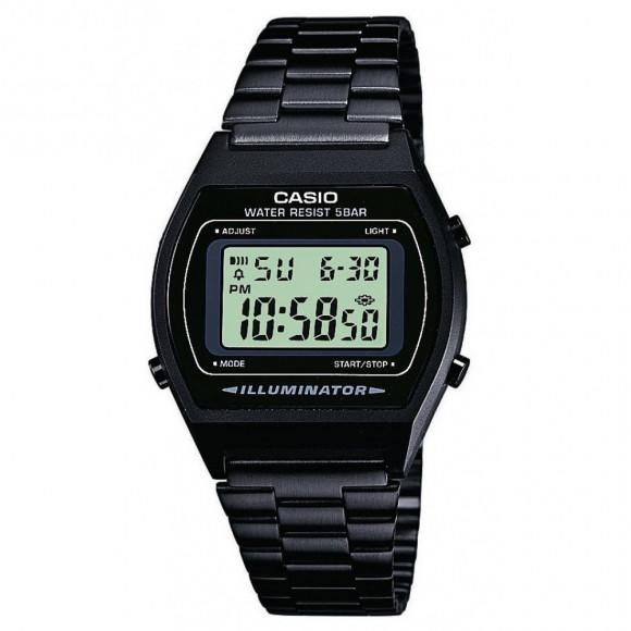5046f0584cd Relógio Casio Vintage B-640WB-1A-Resistência à água até 50 metros ...