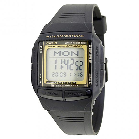 7c956366c60 Relógio DB-36-9A Casio-Resistência à água 50 metros - Bessalle