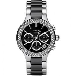 7d51c4c56b9 Relógio Donna Karan New York 8180-Resistência à água até 50m