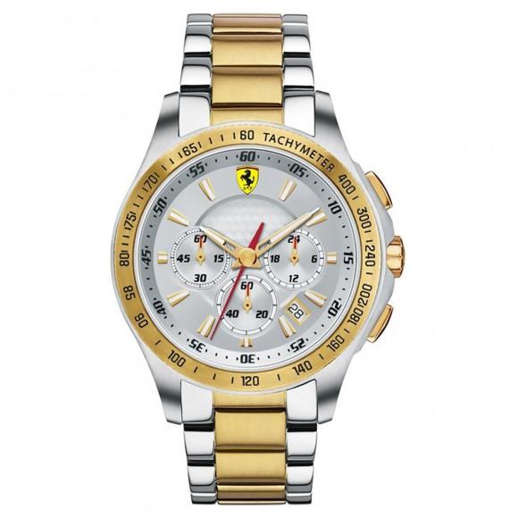 a3aa54cb13e Relógio Ferrari SF105 0830051-Resistência à água até 50 metros ...