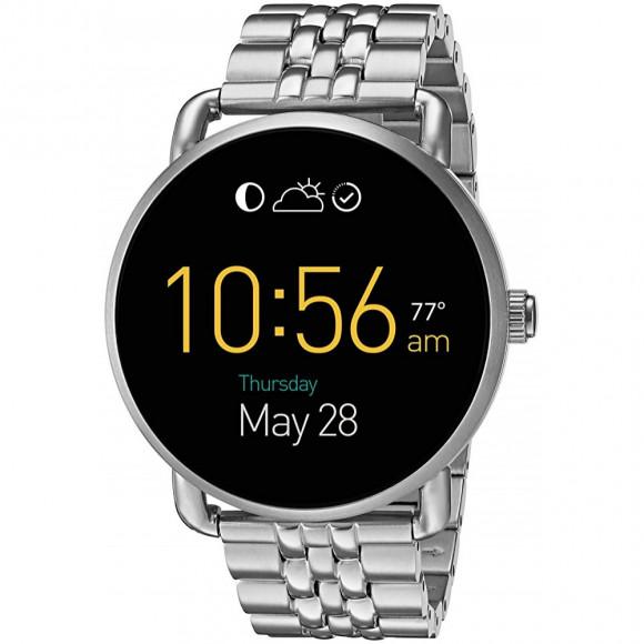 06c95ca7603 Relógio Fossil Q Smart FTW2111-Resistência à água até 30m - Bessalle