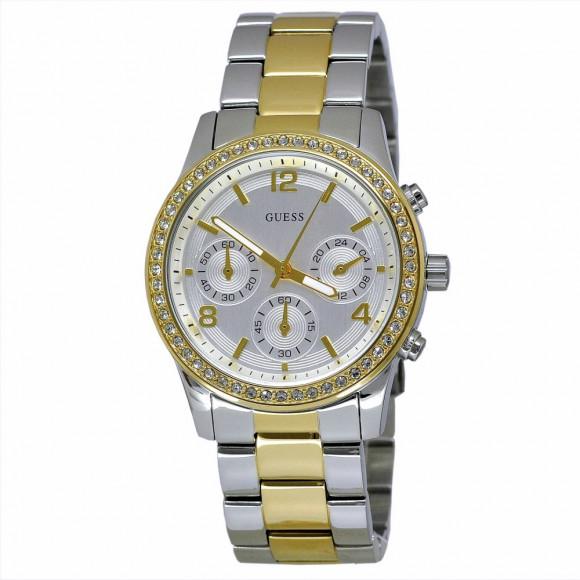 17c337276d7 Relógio Guess W0122L2-Resistência à água até 50 metros - Bessalle