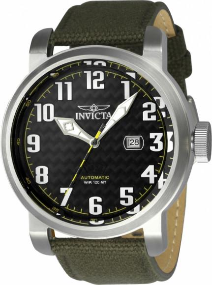d993c74300c Relógio Invicta Aviator 23073 - Resistência à água até 100m - Bessalle