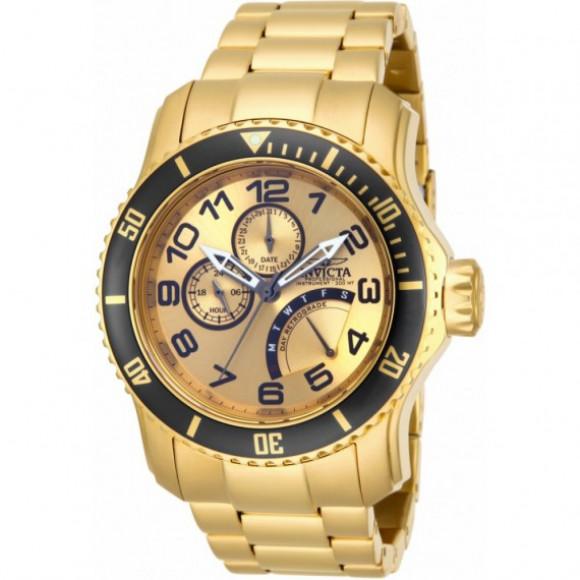3f934ff24b5 Relógio Invicta Pro Diver 15343 - Resistência à água até 300m - Bessalle