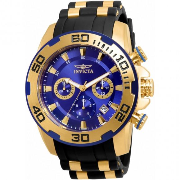 d8996acc24f Relógio Invicta Pro Diver 22313 - Resistência à água até 100m - Bessalle