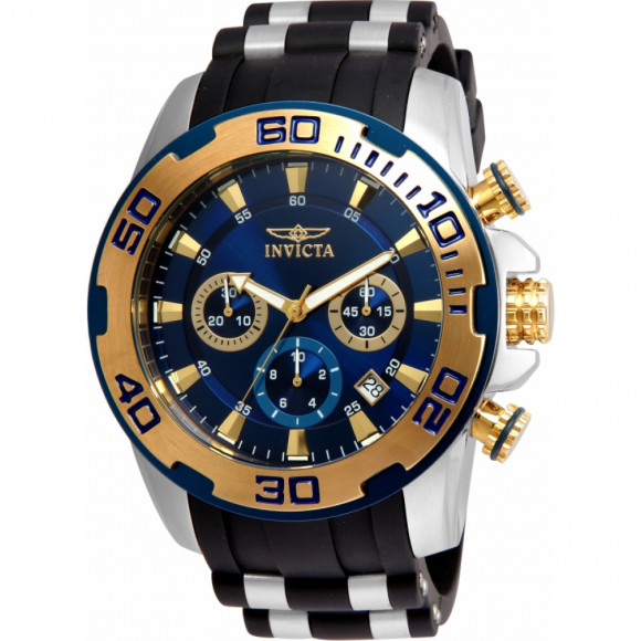76bb38b5e7d Relógio Invicta Pro Diver 22339 - Resistência à água até 100m - Bessalle