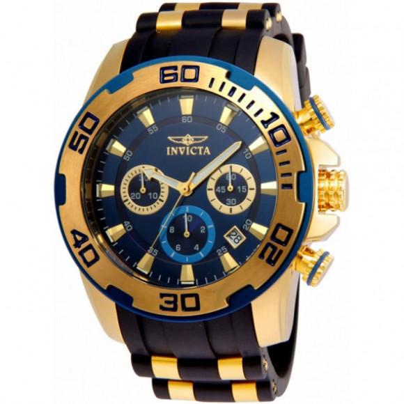 91e41b386b6 Relógio Invicta Pro Diver 22341 - Resistência à água até 100m - Bessalle