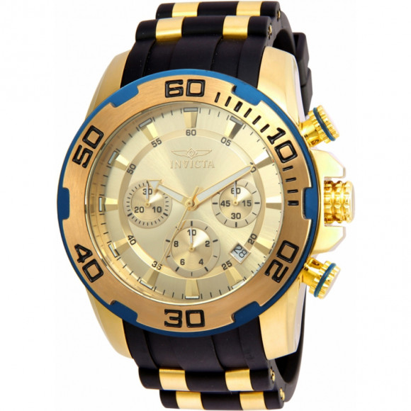 915d5c9994c Relógio Invicta Pro Diver 22345 - Resistência à água até 100m - Bessalle