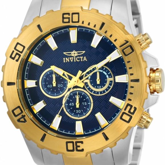 692e35a4d83 Relógio Invicta Pro Diver 22548 - Resistência à água até 100m - Bessalle