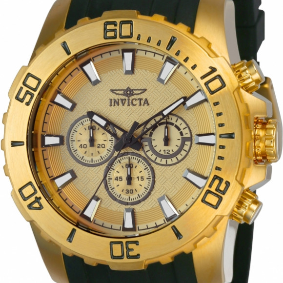 754e4a57dfd Relógio Invicta Pro Diver 22558 - Resistência à água até 100m - Bessalle