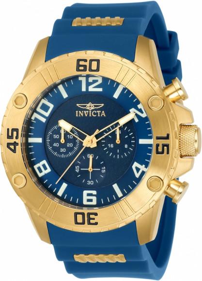 c51065d060c Relógio Invicta Pro Diver 22699 - Resistência à água até 100m - Bessalle