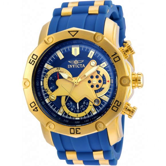 2f7c9f36915 Relógio Invicta Pro Diver 22798 - Resistência à água até 100m