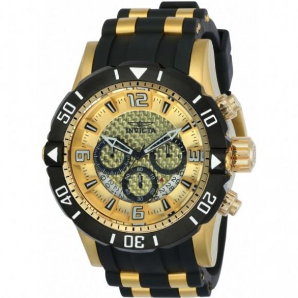 790e5719064 Relógio Invicta Pro Diver 23700 - Resistência à água até 200m