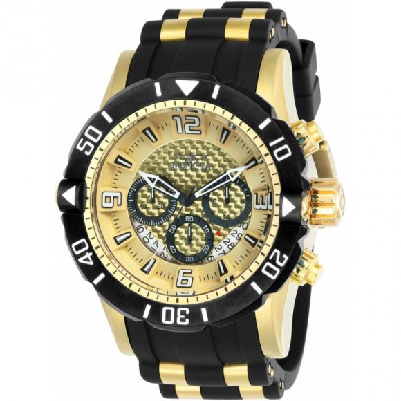 c02089994a8 Relógio Invicta Pro Diver 23705 - Resistência à água até 200m - Bessalle