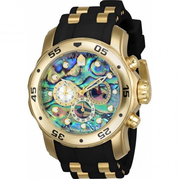 3cdb149ddb0 Relógio Invicta Pro Diver 24841 - Resistência à água até 50m