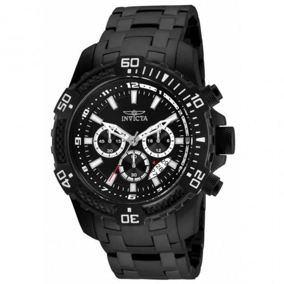 44373ccf64e Relógio Invicta Pro Diver 24858 - Resistência à água até 100m