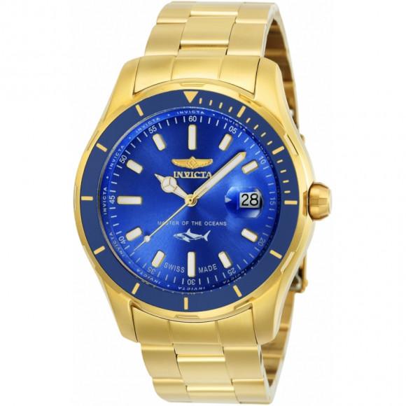 e15790d621f Relógio Invicta Pro Diver 25811 - Resistência à água até 100m - Bessalle