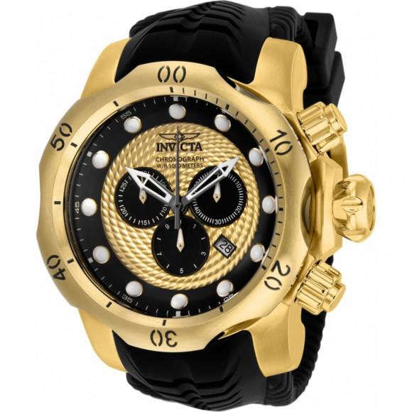 bd7135d2d14 Relógio Invicta Venom 20443 - Resistência à água até 1000m