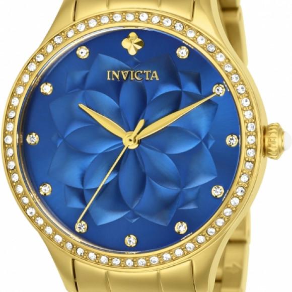 1cf52656ff4 Relógio Invicta Wildflower 24537 - Resistência à água até 100m ...