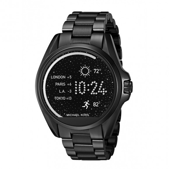 2d3053b73d05f Relógio Smartwatch Michael Kors Access Feminino Preto - MKT5005 ...