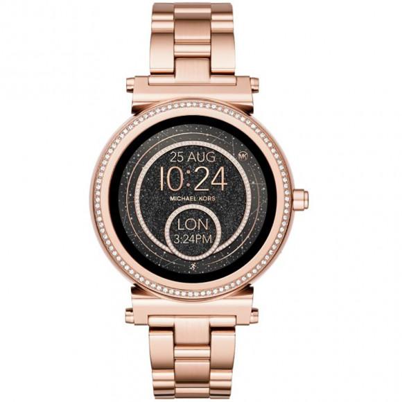 95373d47313ab Relógio SmartWatch Michael Kors Access Touch Screen MKT5022- Rosé ...
