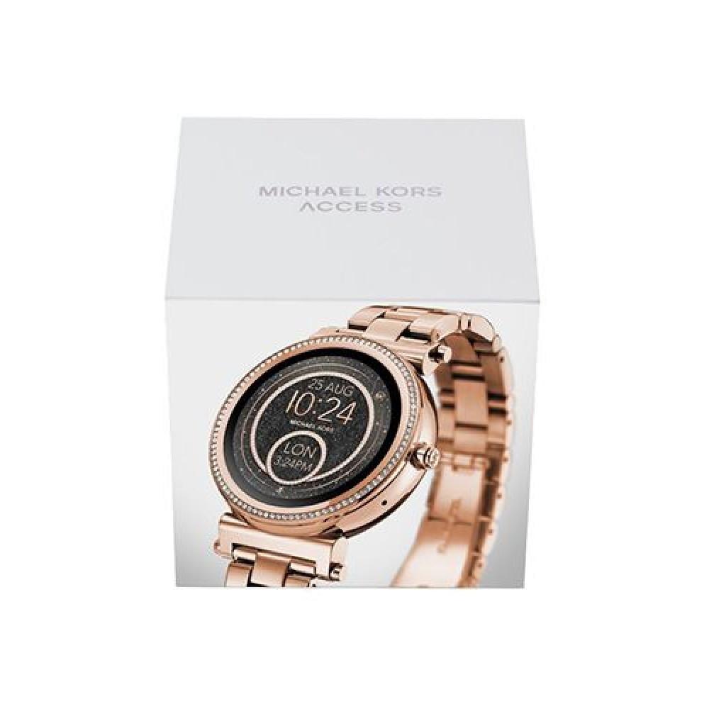 0429d7e0dc74a Relógio SmartWatch Michael Kors Access Touch Screen MKT5022- Rosé - Bessalle