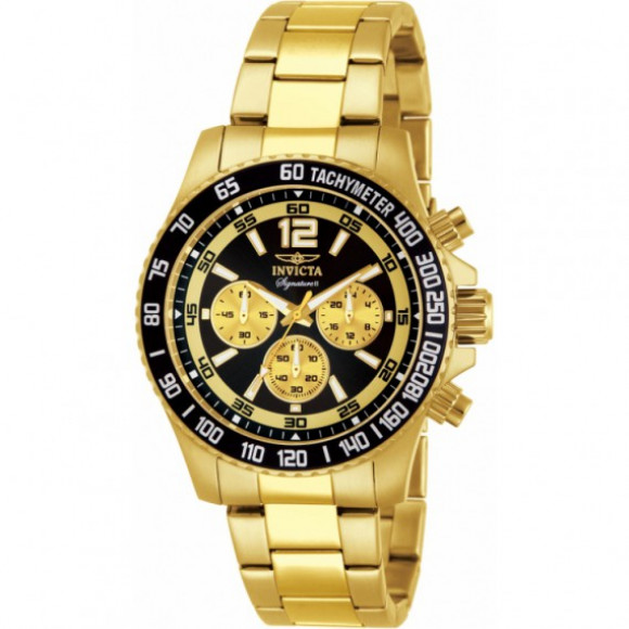 a738e2e9549 Relógio Invicta Signature 7410 - Resistência à água até 50m - Bessalle