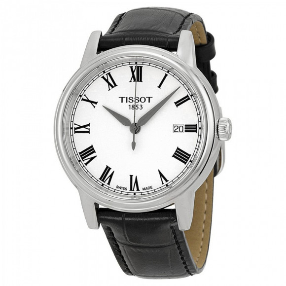 43d6e24866e Relógio Tissot Carson T0854101601300 - Resistência à água até 30 metros