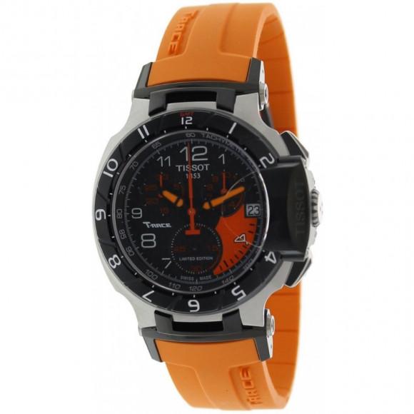4f2d9c13575 Relógio Tissot T-Race T0484172720200-Resistência à água até 100 metros