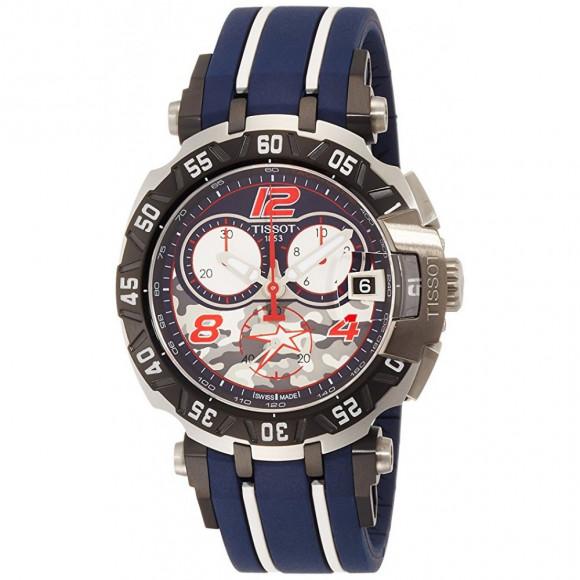 70cc1bdb2a8 Relógio Tissot T-Race T0924172705703-Resistência à água até 100 metros