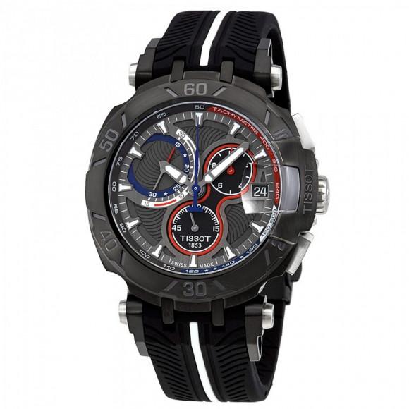 87fa4e9bd45 Relógio TissotT-Race T0924173706101 - Resistência à água até 100m ...