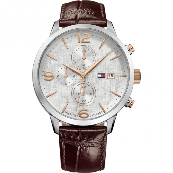 fcd7289814c Relógio Tommy Hilfiger 1710360-Resistência à água até 50 metros ...