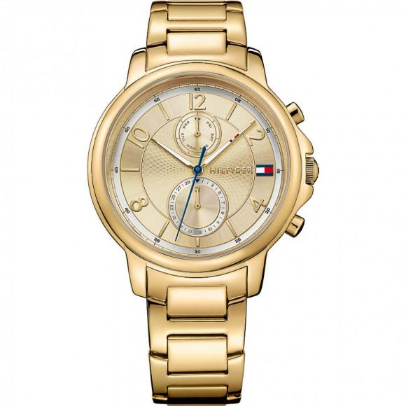 26b48e396e3 Relógio Tommy Hilfiger 1781821-Resistência à água até 30 metros ...