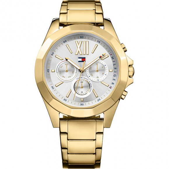 b0cf153d224 Relógio Tommy Hilfiger 1781848 - Resistência à água até 30m - Bessalle