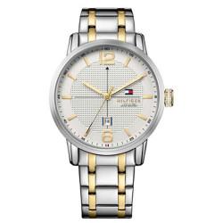 017a11d2437 Relógio Tommy Hilfiger 1791214-Resistência à água até 50 metros