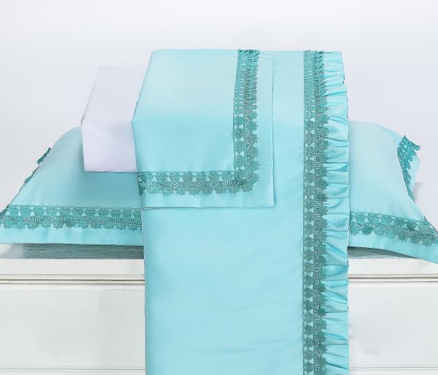 Jogo de Cama Casal Queen Jacquard Tiffany 04 peças Sublime