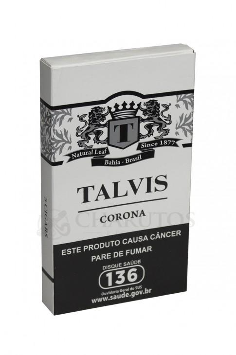 f781c70c0e Charuto Talvis Corona Natural Ptc (05) - Compre Charutos e Presentes ...