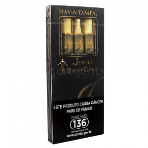 Cigarrilha Hav A Tampa Black Gold