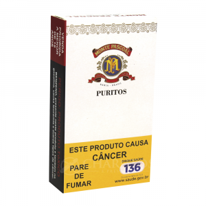 Cigarrilha Monte Pascoal Puritos