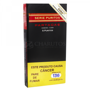 Cigarrilha Partagas Puritos Ptc (05)