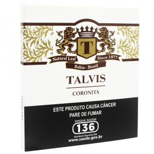 Cigarrilha Talvis Chocolate Ptc (10)