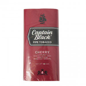 Fumo para Cachimbo Captain Black Cherry - 42.5g