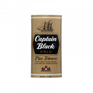 Fumo para Cachimbo Captain Black Gold - 42.5g