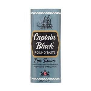 Fumo para Cachimbo Captain Black Light - 42.5g