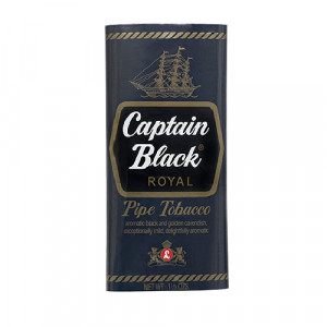 Fumo para Cachimbo Captain Black Royal - 42.5g