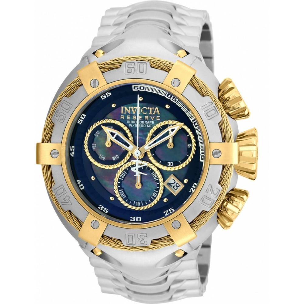 bf47b8794e0 Relógio Invicta Bolt 21341 - Ouro 18K
