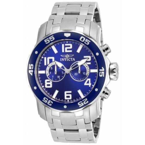 c33a36605bf Relógio Invicta Diver 17496 - Prata