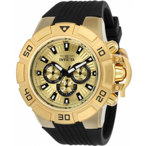 c117c9b16df Relógio Invicta I-Force 24387 - Ouro 18K
